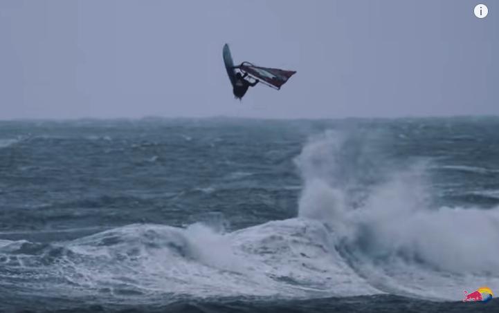 Red Bull Kite Surfing